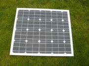 75W ALUMINIUM FRAMED SOLAR PANEL